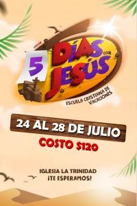 5 DIAS CON JESUS